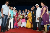 Award for Nerul Women's Sr. Association, Navi Mumbai